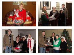 SFAC Delivers Christmas Cookies