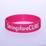 StringsforaCURE Wristband
