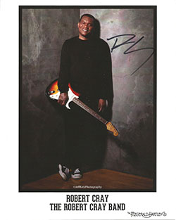 Robert Cray Bio Picture