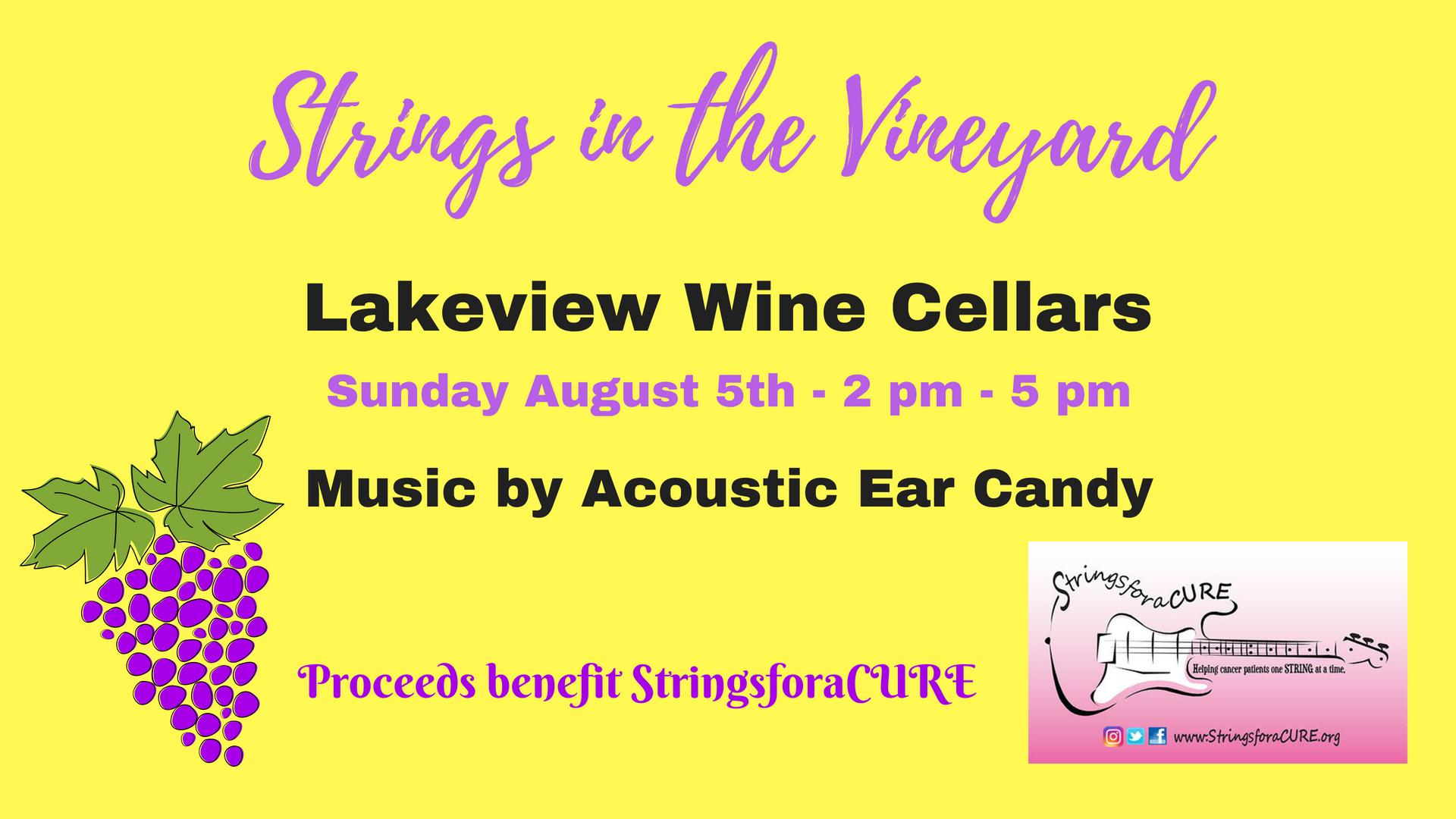Strings in the Vineyard