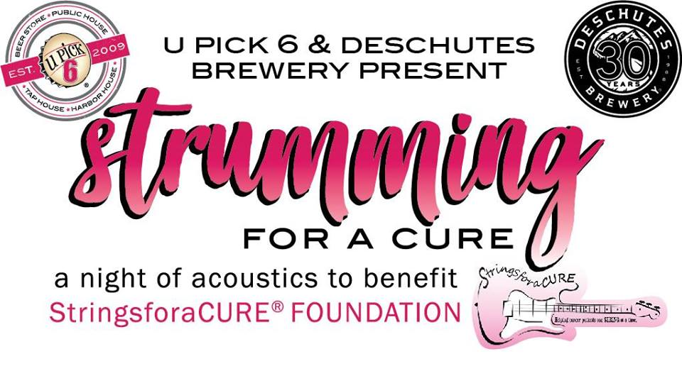 Strumming FOR A CURE